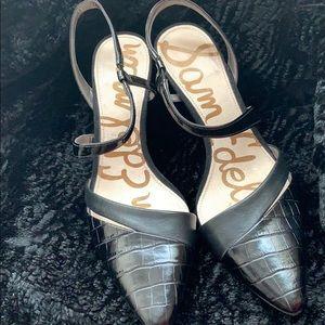 Sam Edelman sling back heels